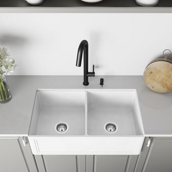 Vigo Kitchen Sink Lifestyle View 2