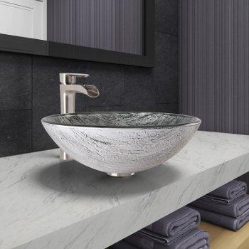 Gl Vessel Bathroom Sink