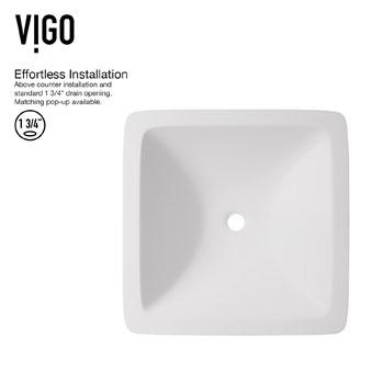Vigo Effortless Installation