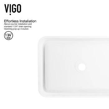 Vigo Effortless Installation