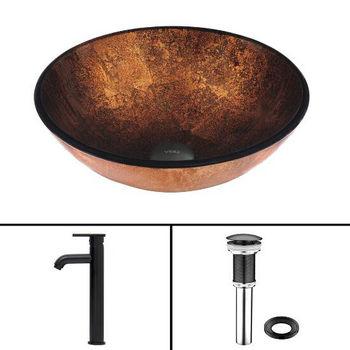Seville Faucet Set