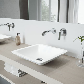 VGT949 Sink Set w/ Aldous Faucet Chrome