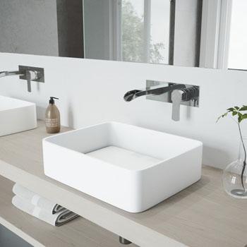 VGT961 Sink Set w/ Cornelius Faucet Chrome