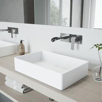 VGT963 Sink Set w/ Cornelius Faucet Chrome
