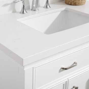 White - Sink Close up