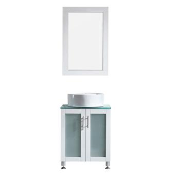 Vinnova Bathroom Vanity Display Image 1