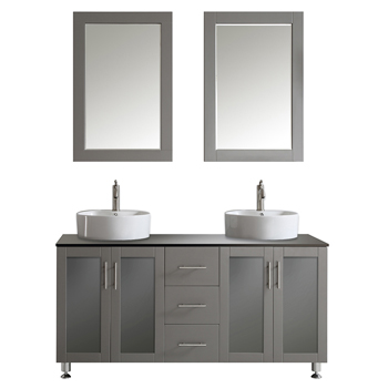 Grey Display View Mirror 1