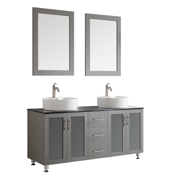 Grey Display View Mirror 2