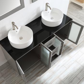 Grey Lifestyle View Mirror 4