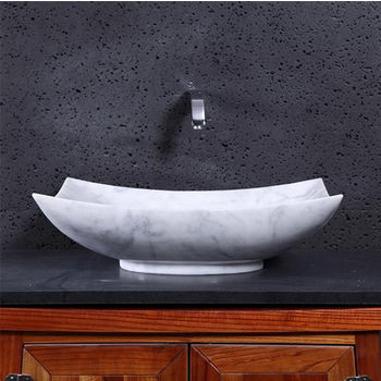 Bathroom Sinks Made In Usa stone bathroom sinks - made of granite, marble and stone
