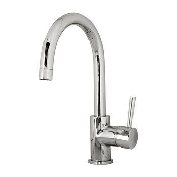 Virtu Keplen Kitchen Faucet in Polished Chrome Finish