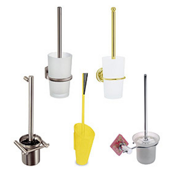 Wall Mount Toilet Brushes