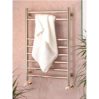 Wesaunard Eutopia Towel Warmer, Hydronic, Available in Multiple Finishes and Sizes