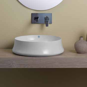 Round No Faucet Hole - Lifestyle 2