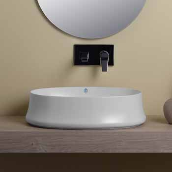 Oval No Faucet Hole - Lifestyle 2