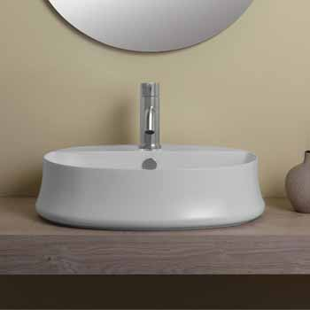 Oval With Faucet Hole - Lifestyle 2