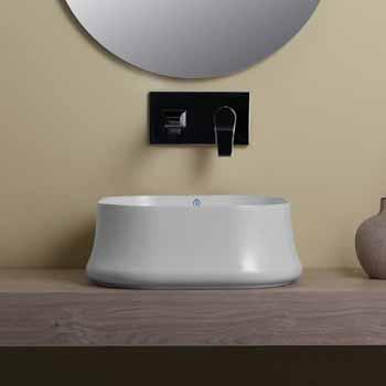 Square No Faucet Hole - Lifestyle