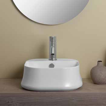 Square With Faucet Hole - Lifestyle 2