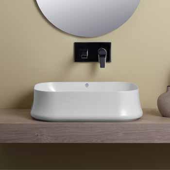 Rectangular No Faucet Hole - Lifestyle 2