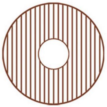 Whitehaus - Round Copperhaus Sink Grid