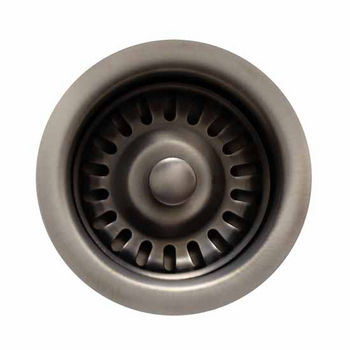 "Kitchen Sink 3-1/2"" Basket Strainer, for Duet Series"