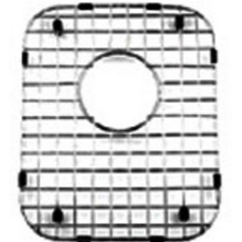 Noah Collection - Stainless Steel Sink Grid for Small Bowl