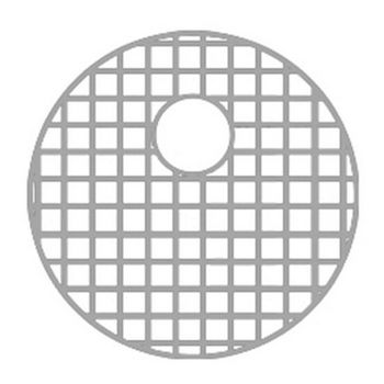 Noah Collection - Stainless Steel Grid, Round