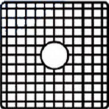 """Noah Collection - Matching Sink Grid, 18"""" W x 18"""" D, 1 Grid"""