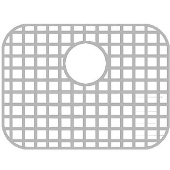 "Whitehaus Noah's Collection 23-1/2"" Kitchen Sink Grid, Stainless Steel"