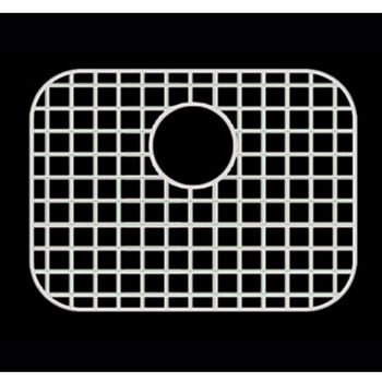 "Whitehaus Noah's Collection 25-1/4"" Kitchen Sink Grid, Stainless Steel"