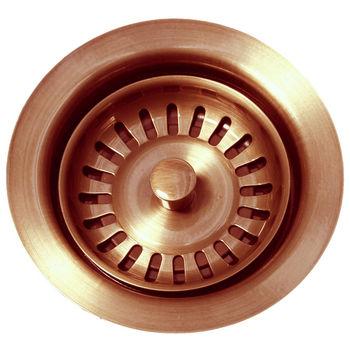 Whitehaus Waste Disposer Trim, Antique Copper