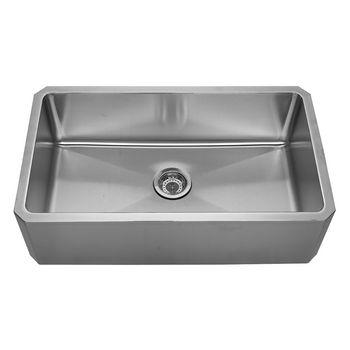 Noah Collection - Single Bowl Front-Apron Sink