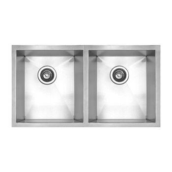 Noah Collection - Chefhaus Double Bowl Undermount Sink