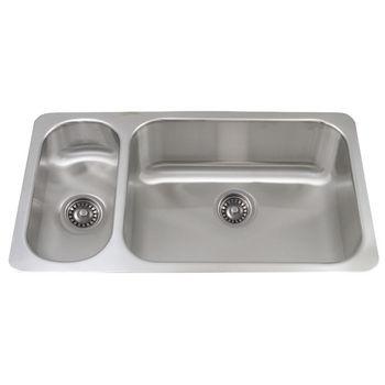 kitchen sinks noah s collection undermount kitchen sink