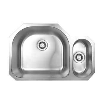 Noah Collection - Double Bowl Undermount Sink