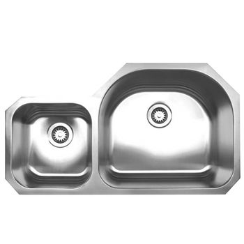 Noah Collection - Double Bowl Undermount Sink