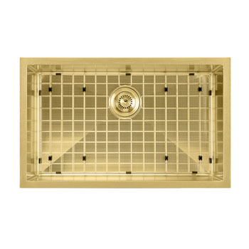 Brass  - With Grid