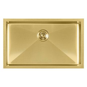 Brass  - Top View