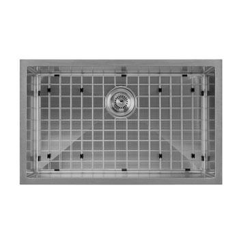Gunmetal  - With Grid