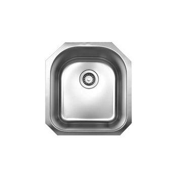 Noah Collection - D-Bowl Undermount Sink