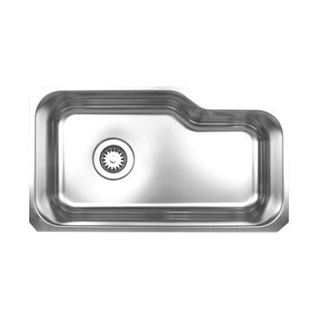 Noah Collection - Single Bowl Undermount Sink