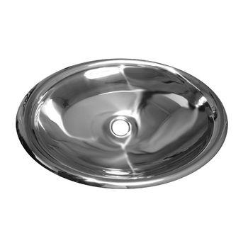"Whitehaus Noah Collection Bath Drop-In/Undermount Vessel Basin, 28""W x 15""D x 7""H"