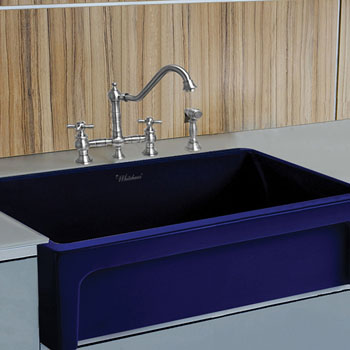 Sink Setup 1 - Blue
