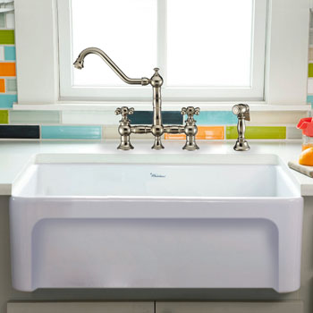 Sink Setup 1 - White