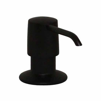 Whitehaus Solid Br Kitchen Soap Lotion Dispenser Oil Rubbed Bronze Sink Accessories Dispensers By Kitchensource