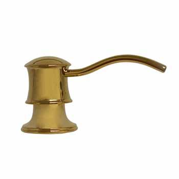 Polished Brass View