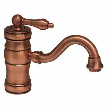 Whitehaus - Single Hole/Single Lever Faucet