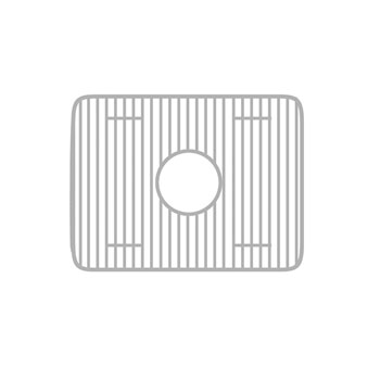 Whitehaus Stainless Steel Grid, Fits WHFLATN3318 Sinks