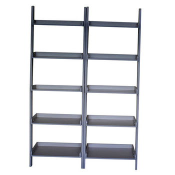 (2) Shelving Units, each with 5 Shelves