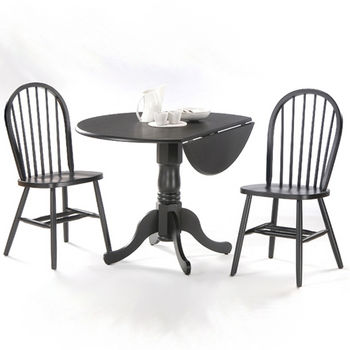 whitewood - international concepts tables & chairs | kitchensource